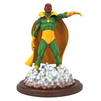 Estatua The Vision Marvel Cómic Premier Collection 28cm
