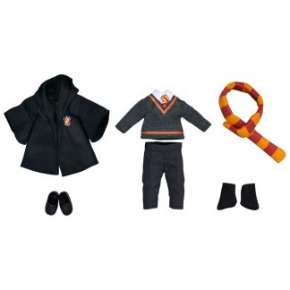 Set accesorios figuras Nendoroid Doll Outfit Gryffindor Uniform Boy Harry Potter
