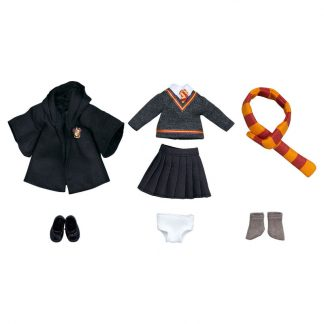 Set accesorios figuras Nendoroid Doll Outfit Gryffindor Uniform Girl Harry Potter