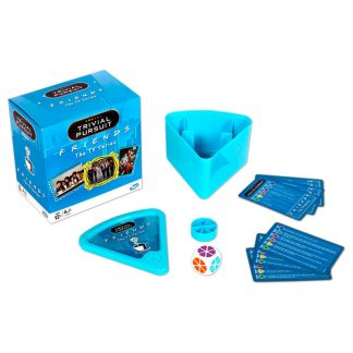Juego Trivial Pursuit Bite Friends