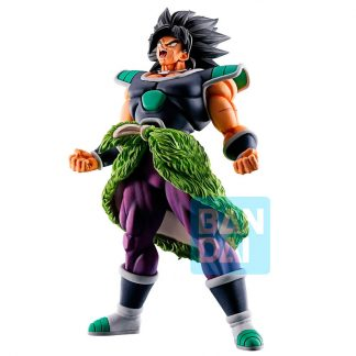 Figura Broly History of Rivals Dragon Ball Super 26cm