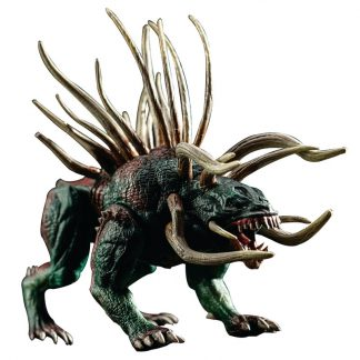 Figura articulada Predator Hound Previews Exclusive Predators 11cm