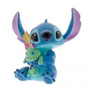 Figura-decorativa-de-Stitch-con-su-muñeco