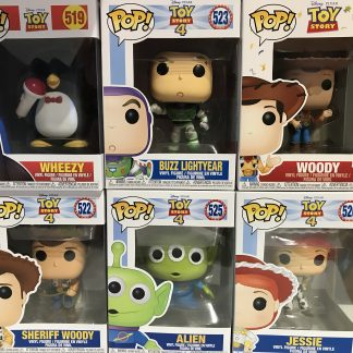 Pack Pop Toy Story