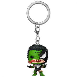 Llavero Pocket POP Marvel Venom Hulk