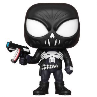 Figura POP Marvel Venom Punisher serie 3