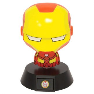 Lámpara Icons Iron Man Marvel