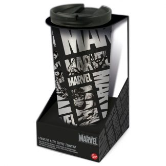 Vaso café acero inoxidable Marvel 425ml