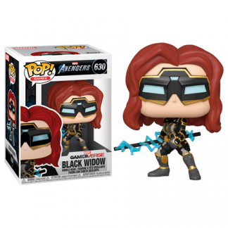 Figura-POP-Marvel-Avengers-Game-Black-Widow-Stark-Tech-Suit