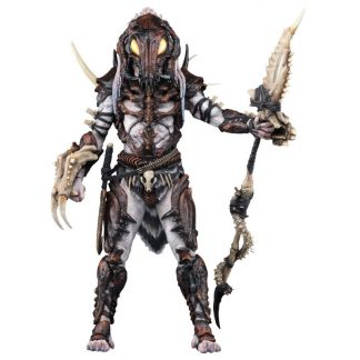 Figura articulada Ultimate Alpha Predator 100th Edition Predator 20cm