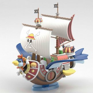 Figura Barco Thousand-Sunny Flying Model Model Kit One Piece 12cm