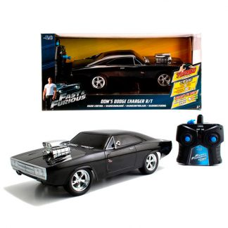 Coche radio control Dodge Charger R/T Fast and Furious