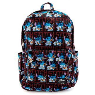 Mochila Stitch Elvis Disney Loungefly 43cm