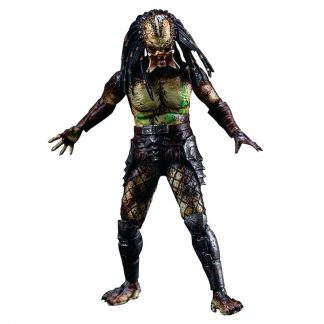 Figura Crucified Predator Previews Predators 11cm