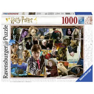 Puzzle Harry vs Voldemort Harry Potter 1000pz