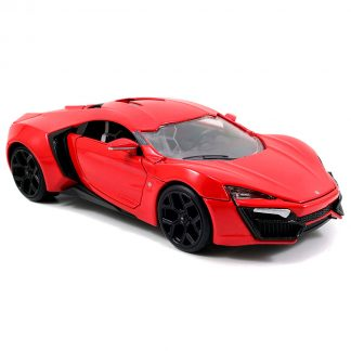 Coche metal Lykan Hypersport Fast and Furious