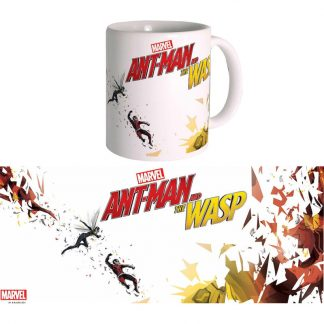Taza Tiny Heroes Ant-Man and The Wasp Marvel