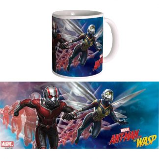 Taza Sub-Atomic Ant-Man and The Wasp Marvel