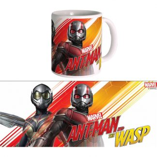 Taza Heroic Duo Ant-Man and The Wasp Marvel