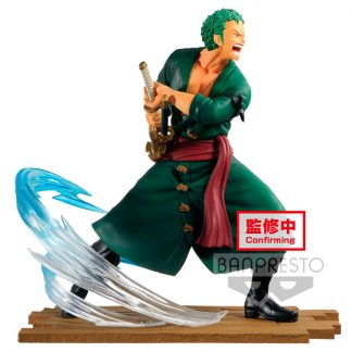 Figura Fight vol.1 Log File Selection One Piece 17cm