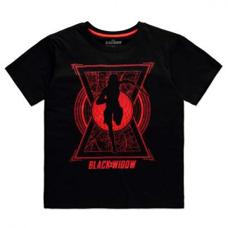 Camiseta mujer World Saviour Black Widow Marvel