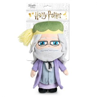 Peluche Dumbledore Harry Potter 29cm