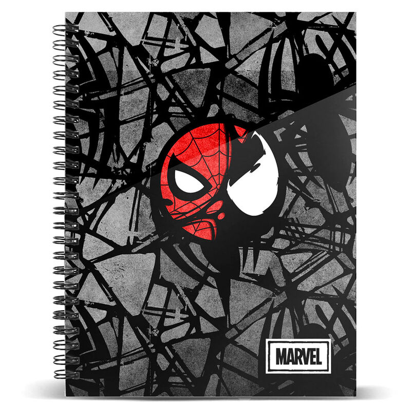 Cuaderno A5 Venom Infection Marvel