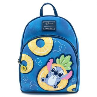 Mochila Lilo and Stitch Pinneapple Loungefly 27cm