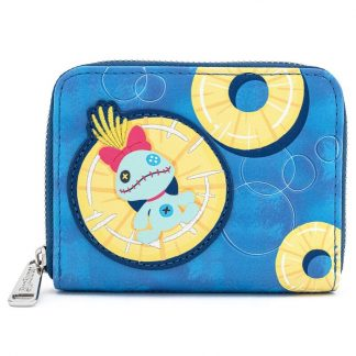 Cartera tarjetero Lilo and Stitch Pinneapple Loungefly
