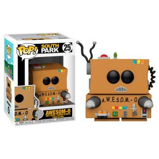Figura POP South Park Awesom-O