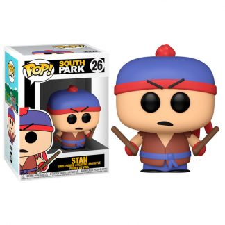 Figura POP South Park Shadow Hachi Stan