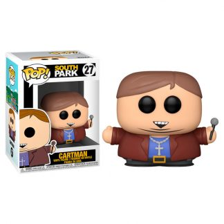 Figura POP South Park Faith +1 Cartman