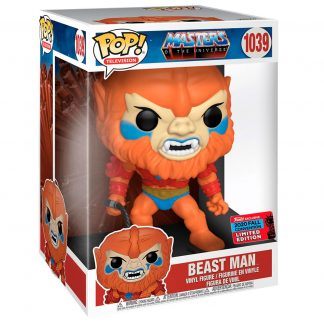 Figura POP Masters of the Universe Beast Man Exclusive 25cm