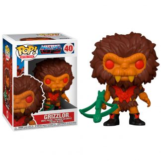 Figura POP Masters of the Universe Grizzlor