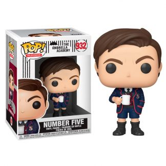 Figura POP Umbrella Academy Number Five