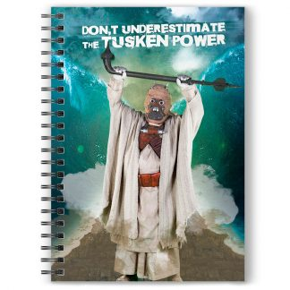 Cuaderno A5 The Tusken Power Original Stormtrooper