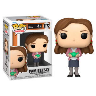 Figura POP The Office Pam with Teapot and Note